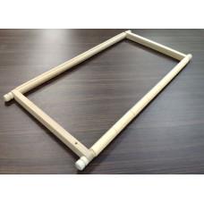 Пяльцы-рамка Гамма PRK универсальные 53х30 см.