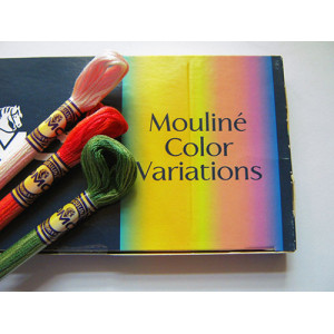Мулине DMC Color Variations, 60 цв.