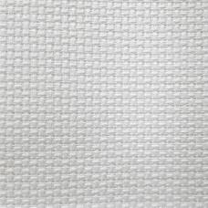 Канва Аида 14 белая (Zweigart 3706/100, Aida 14 white), метражем