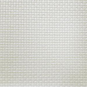Канва Аида 14 молочная (Zweigart 3706/101, Aida 14 antique white)
