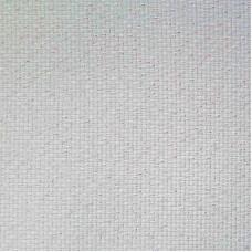 Канва Аида Стар 14 белая (Zweigart 3706/11, Aida Star 14 white) с люрексом, метражем