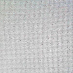 Канва Аида Стар 14 белая (Zweigart 3706/11, Aida Star 14 white) с люрексом